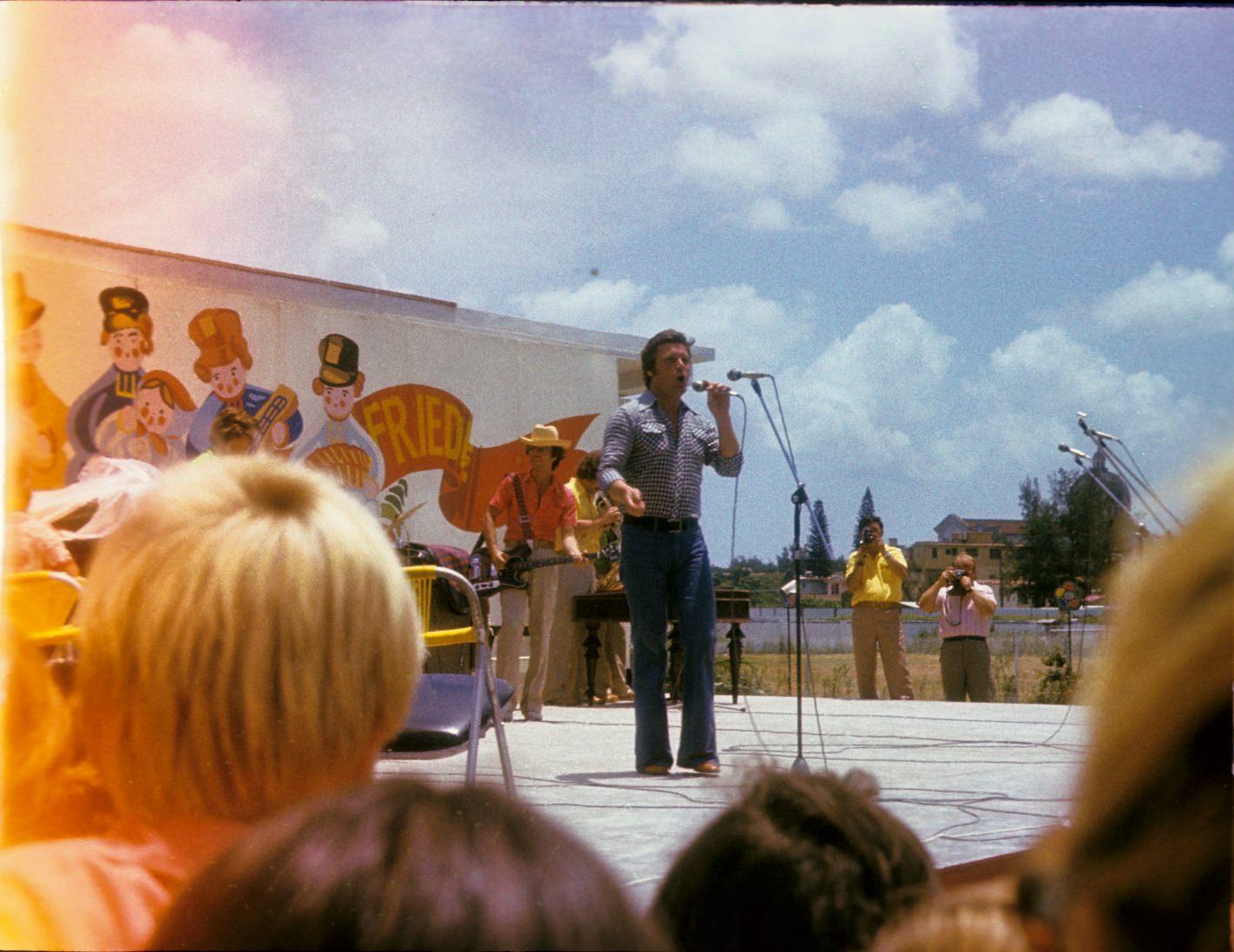 1978. Лев Лещенко на Фестивале, фото 2