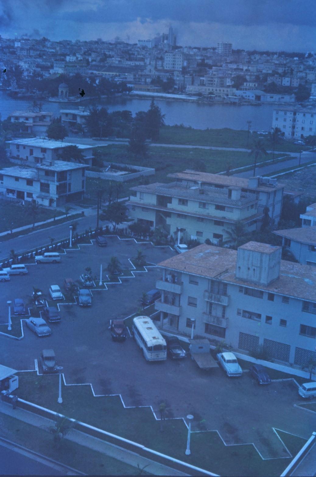 1968-1970. Вид с верхних этажей гостиницы «Сьерра-Маэстра», фото 1