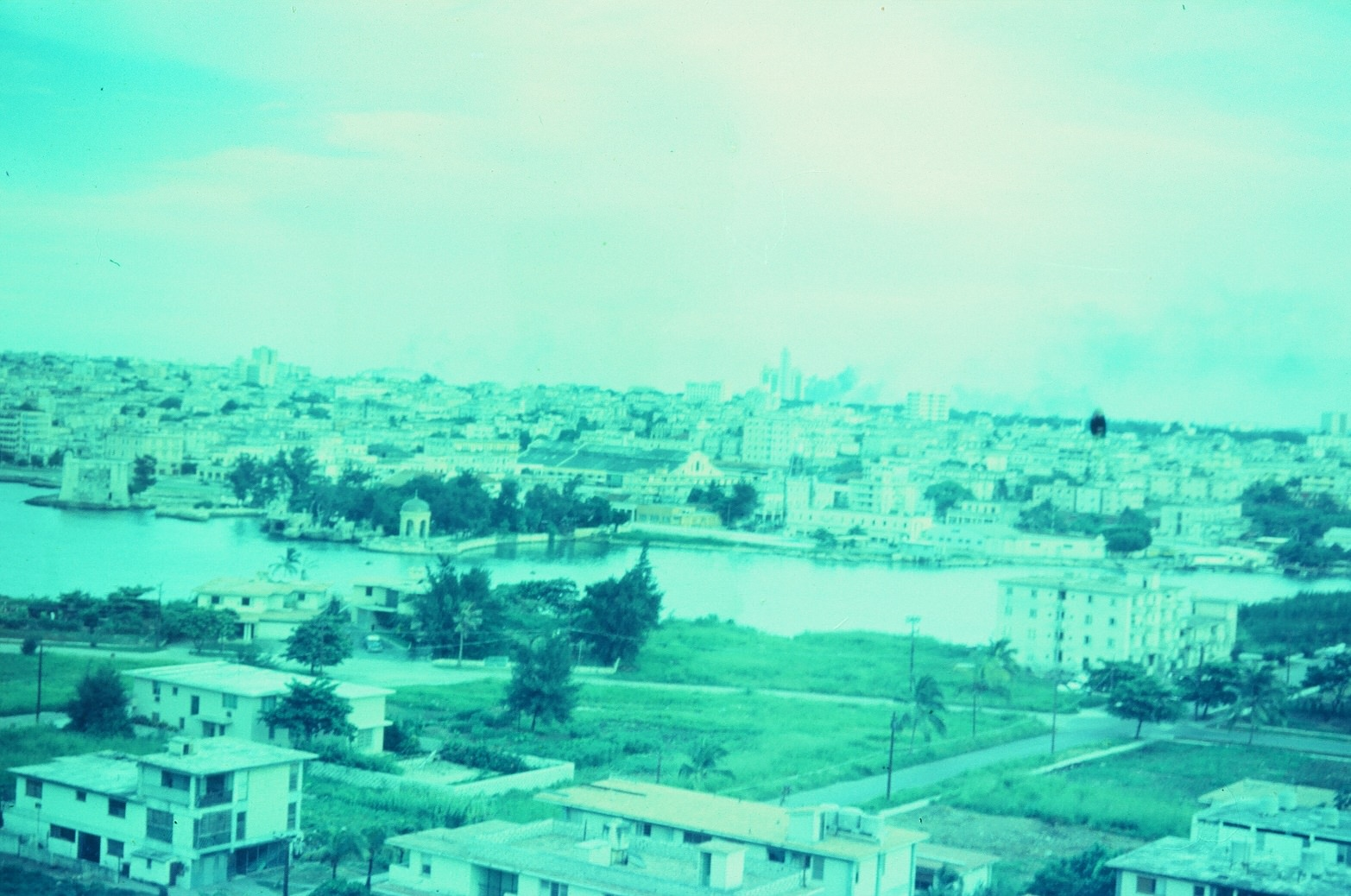 1968-1970. Вид с верхних этажей гостиницы «Сьерра-Маэстра», фото 5