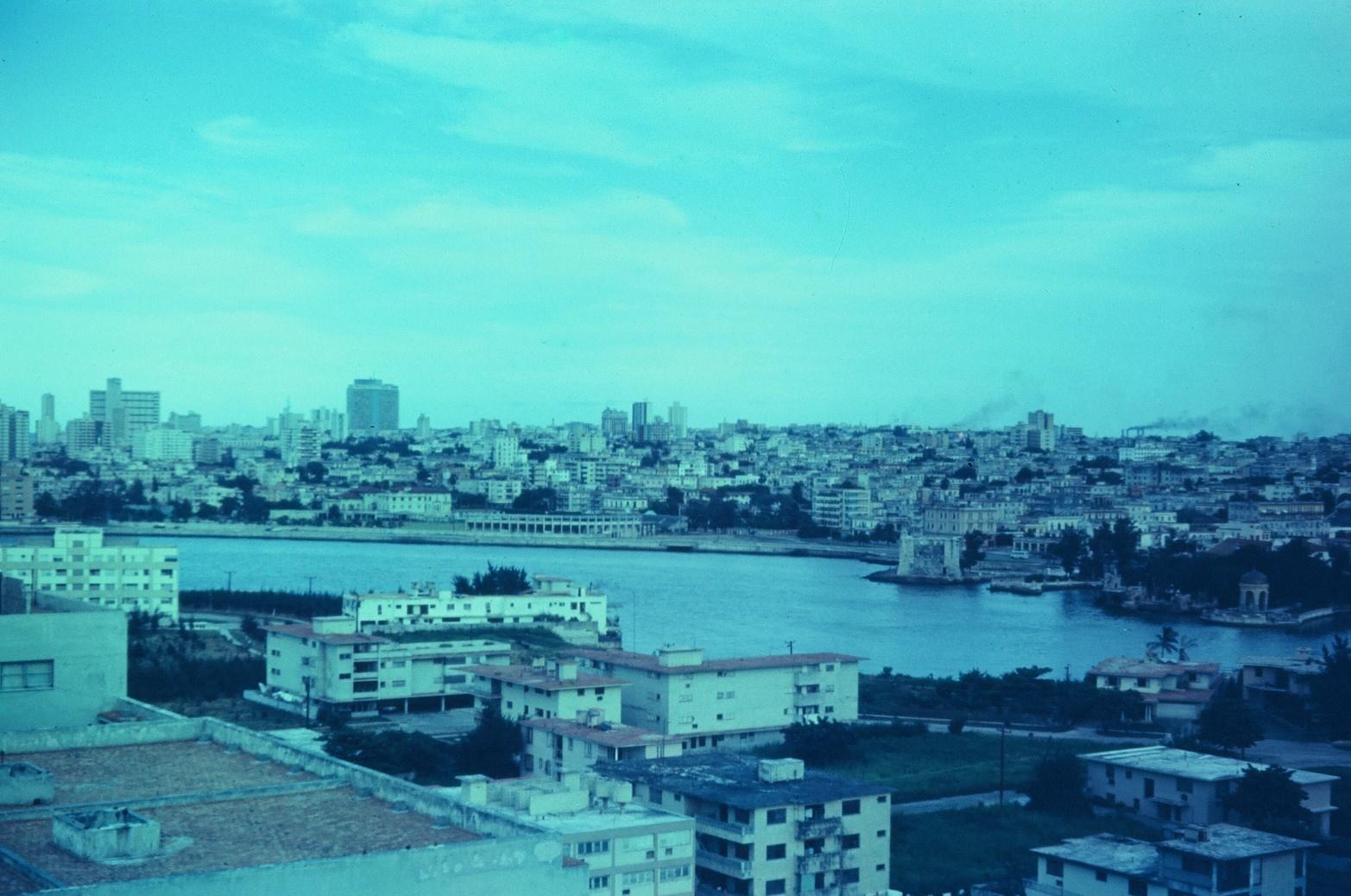 1968-1970. Вид с верхних этажей гостиницы «Сьерра-Маэстра», фото 6