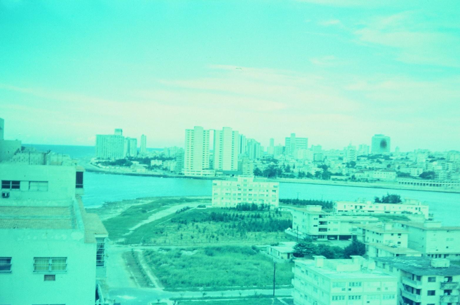 1968-1970. Вид с верхних этажей гостиницы «Сьерра-Маэстра», фото 7