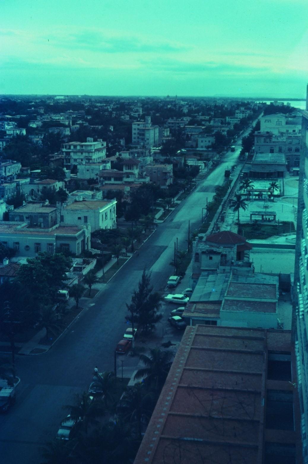 1968-1970. Вид с верхних этажей гостиницы «Сьерра-Маэстра», фото 8