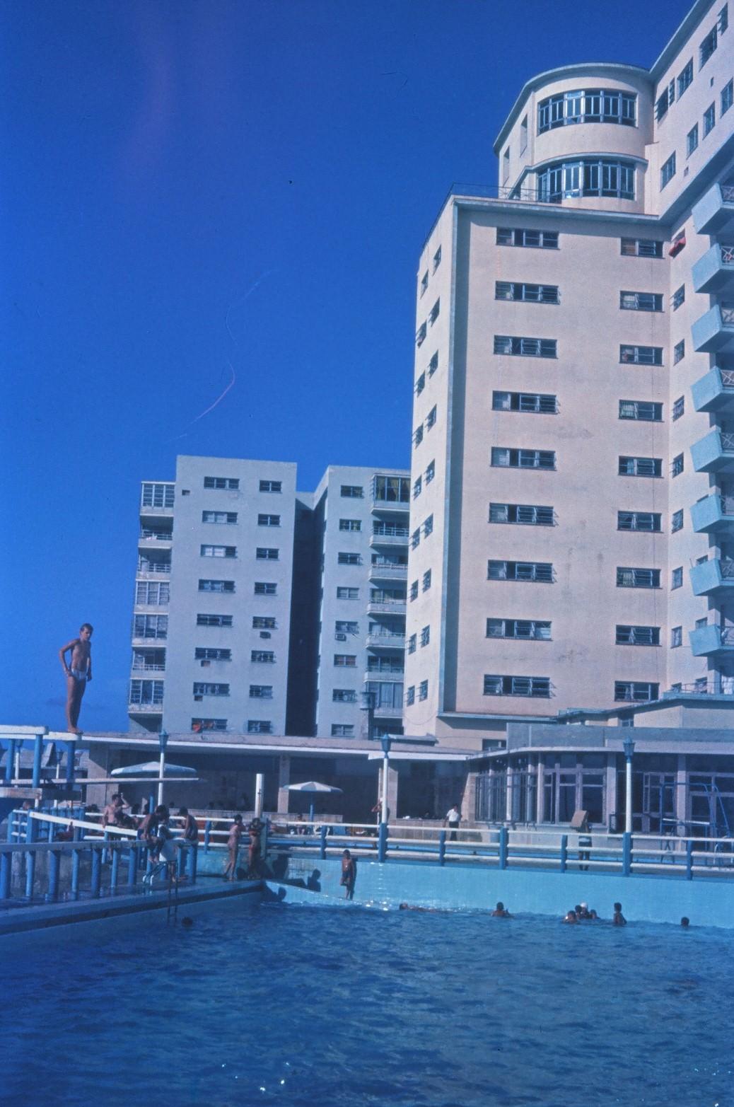 1968-1970. Бассейн гостиницы «Сьерра-Маэстра», фото 3