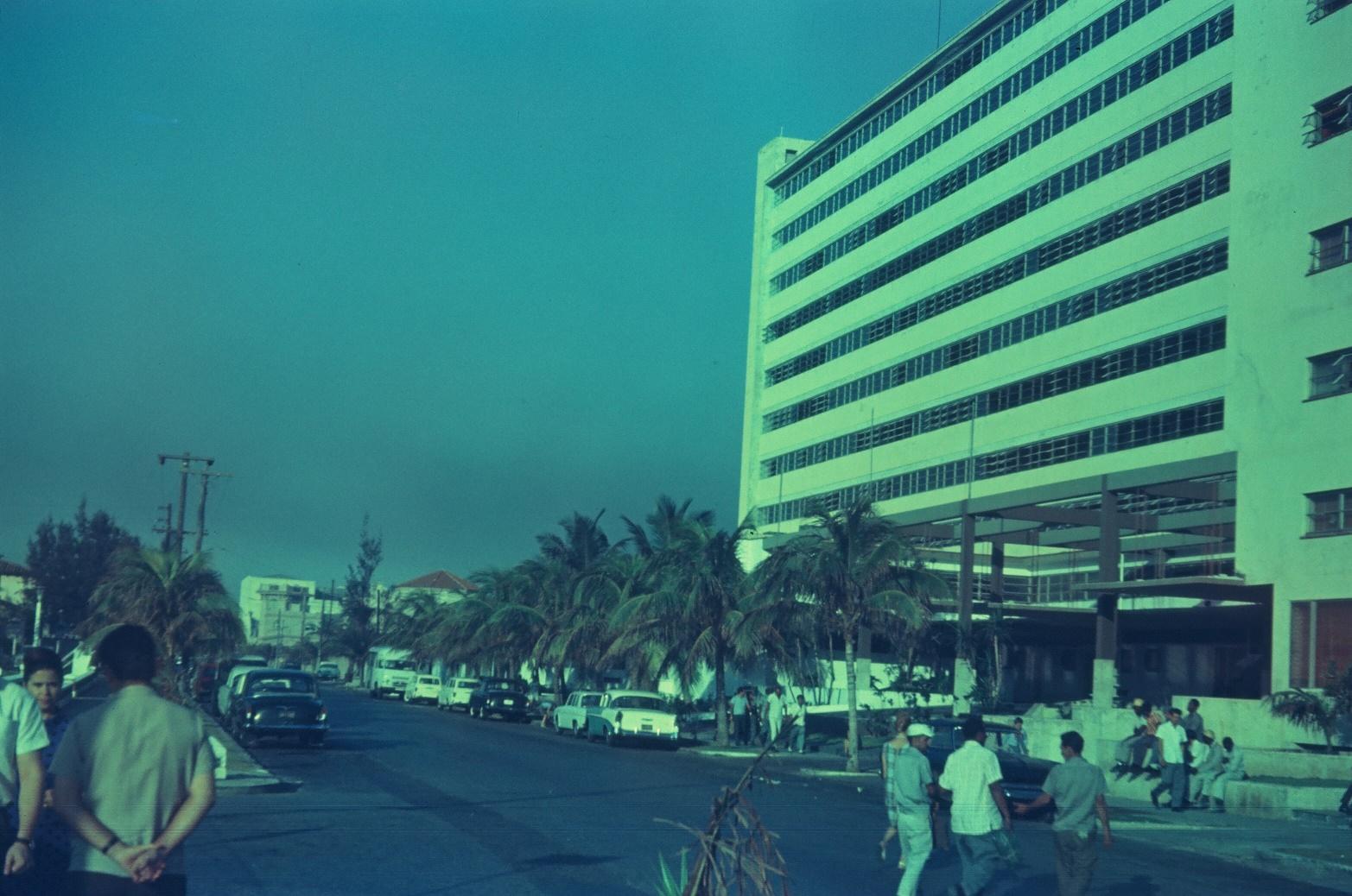 1968-1970. Гостиница «Сьерра-Маэстра»