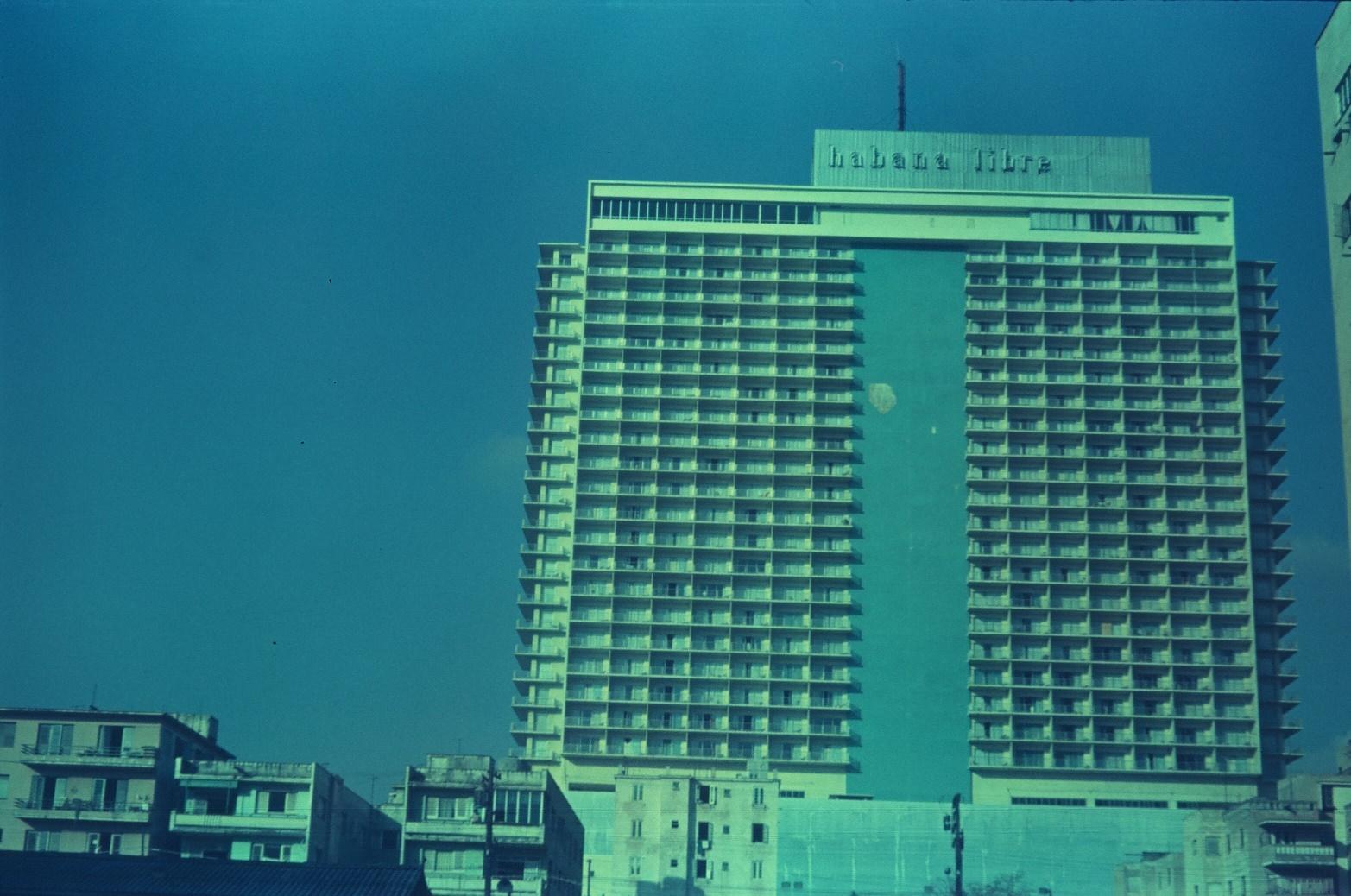 1968-1970. Гостиница «Гавана Либре», фото 2