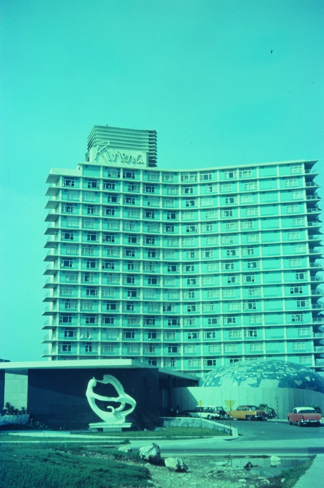 1968-1970. Гостиница «Ривьера», фото 4