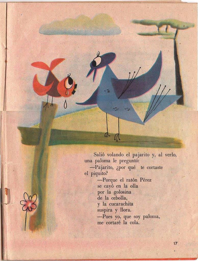 Детская книжка «Кукарачита Мартина», страница 17