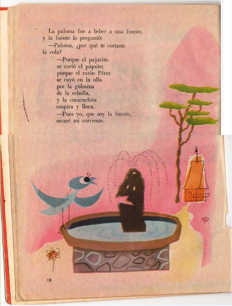 Детская книжка «Кукарачита Мартина», страница 18