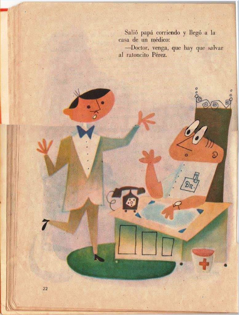 Детская книжка «Кукарачита Мартина», страница 22
