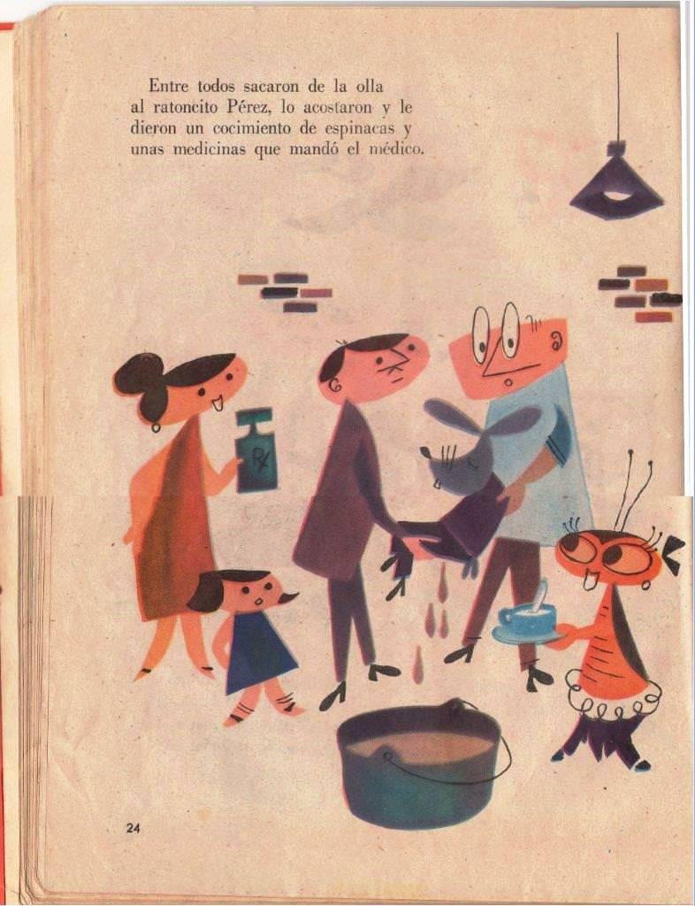 Детская книжка «Кукарачита Мартина», страница 24