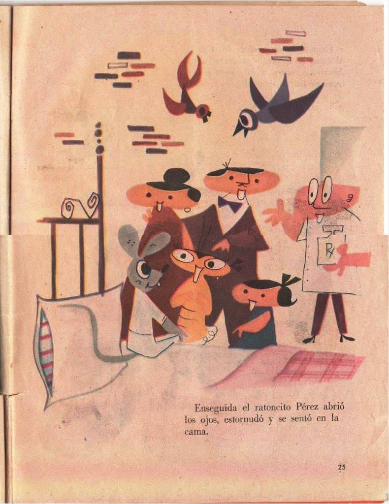 Детская книжка «Кукарачита Мартина», страница 25