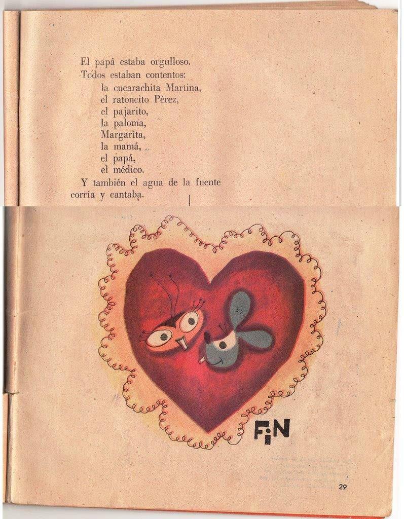 Детская книжка «Кукарачита Мартина», страница 29