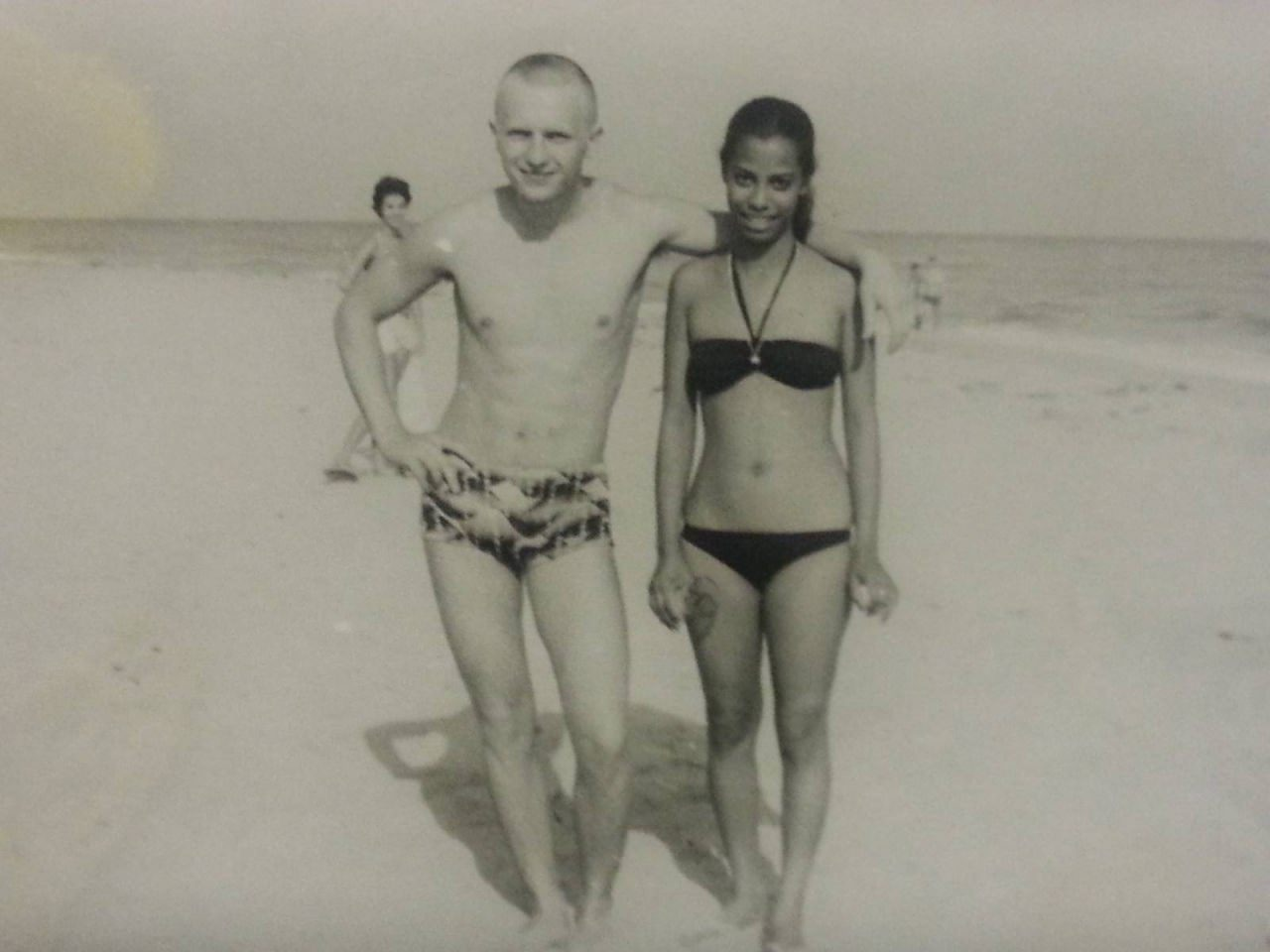 1984. Пляж Санта-Мария