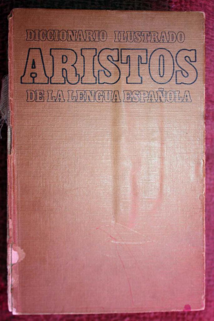 Иллюстрированный словарь испанского языка