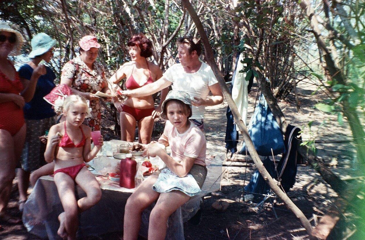 2144. 1983-1986, на острове Кайо Моа (Барке), фото 4
