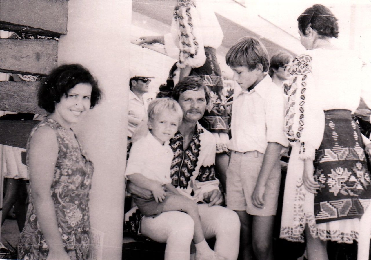 1978. Ансамбль «Песняры»