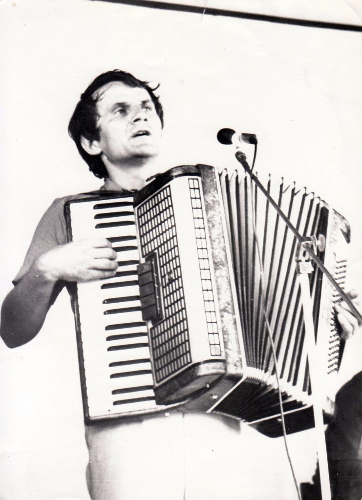 1978. Лученок И.М., автор песни «Куба далеко, Куба рядом»