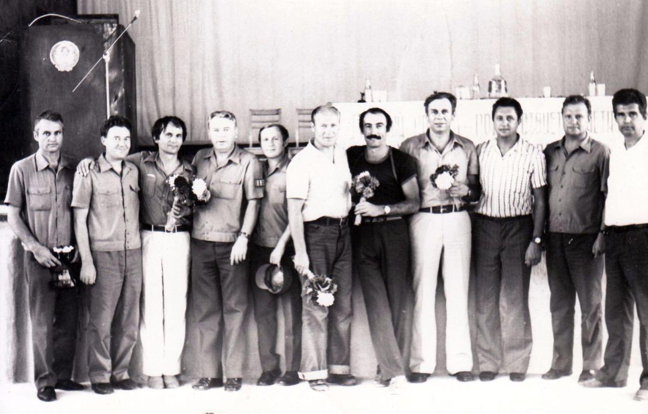 1978. Лученок И.М. И группа Лебедева