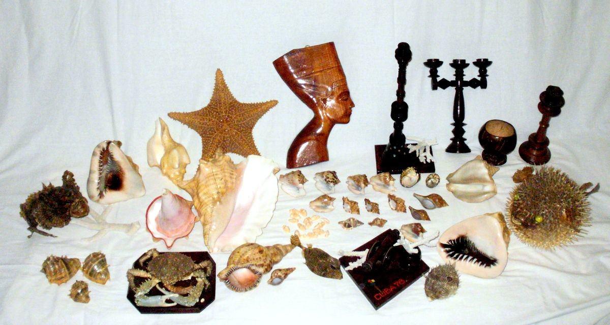Коллекция сувениров