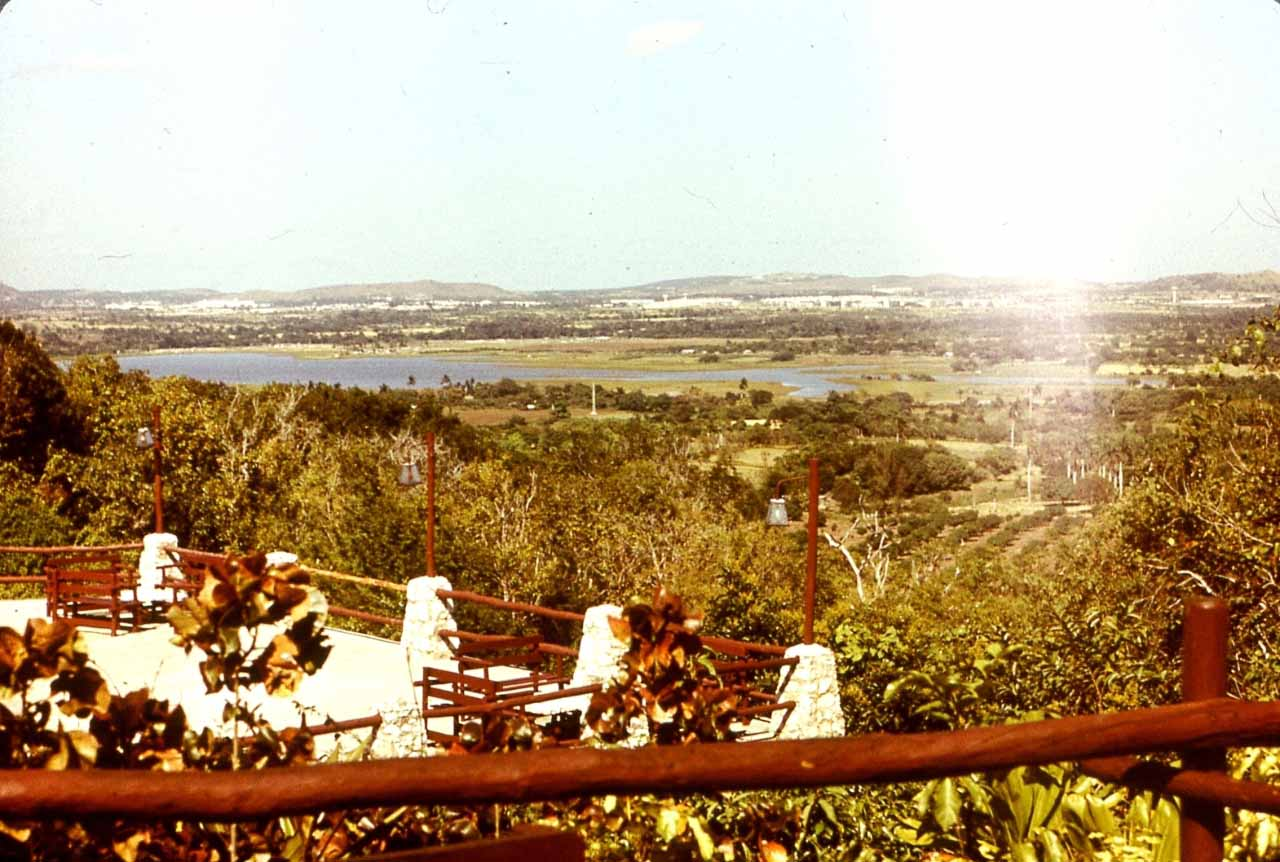 Ольгин. 1983-1985. Виды города. 3