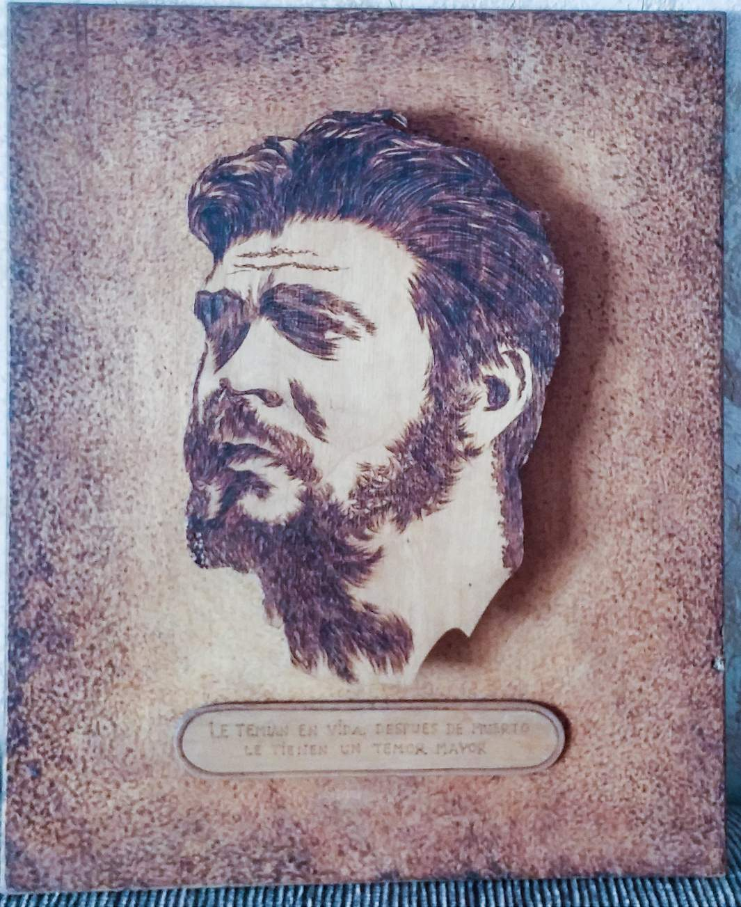 1967-1969. Портрет Че Гевары