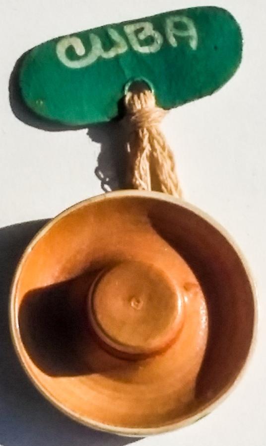 1967-1969. Женское нагрудное украшение №1