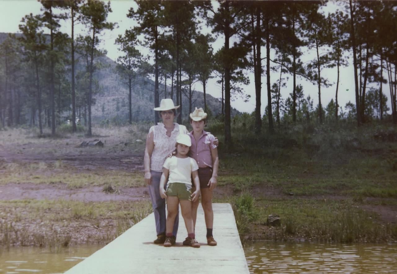 Пинарес-де-Майяри. 1983. Май. 2