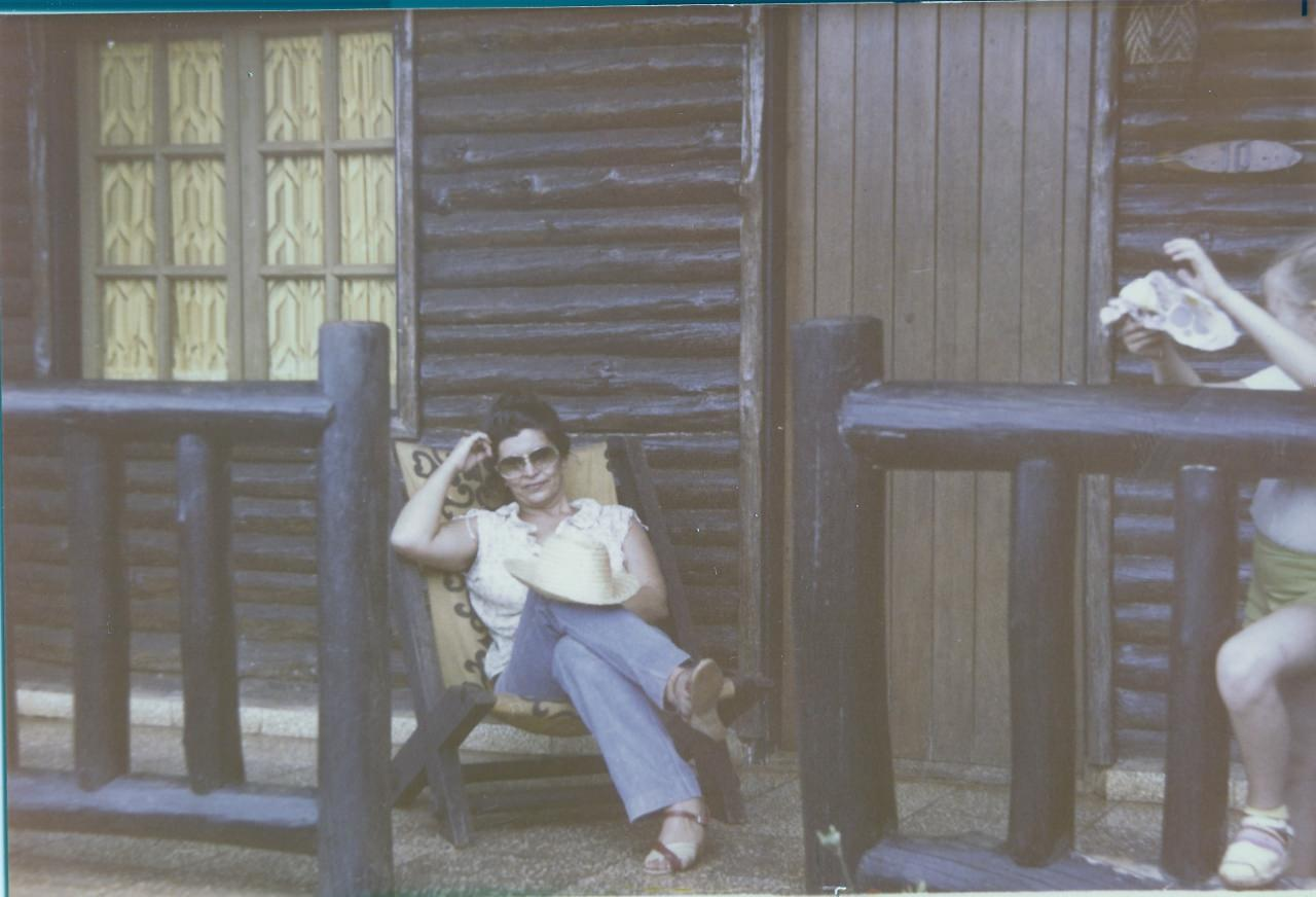 Пинарес-де-Майяри. 1983. Май. 4
