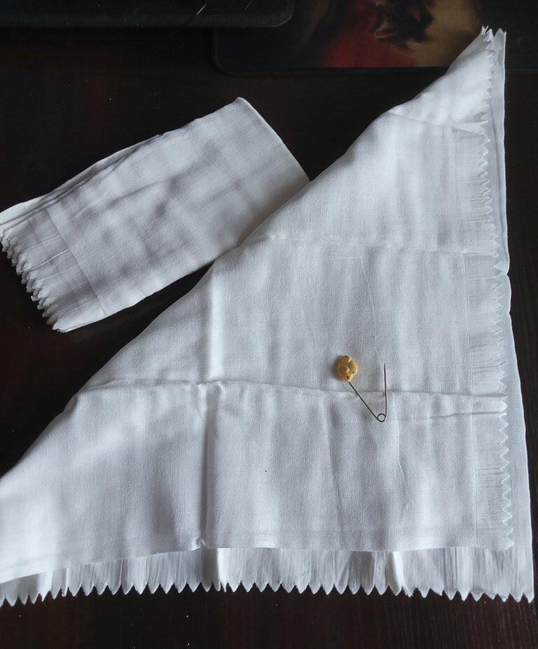 1983. Кубинские подгузники и специальная детская булавка, фото 1