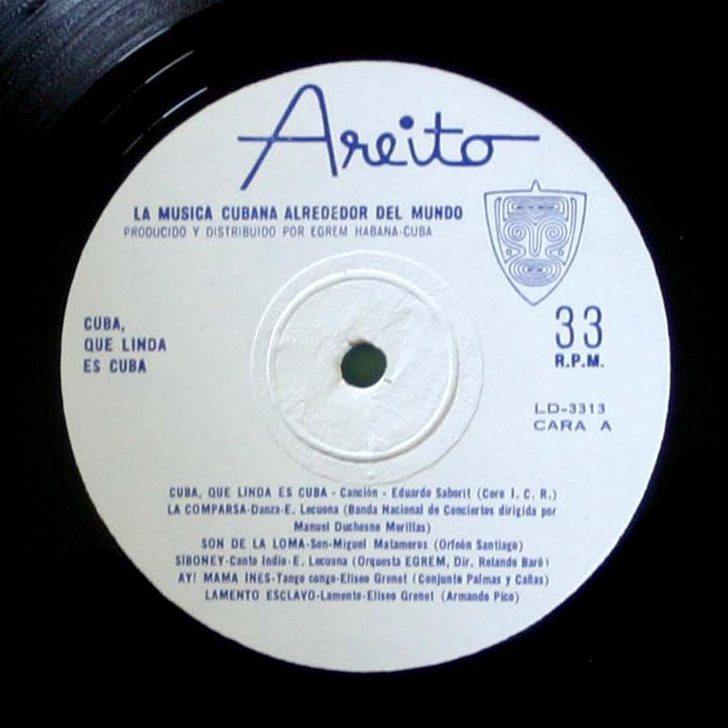 314. Кубинская пластинка 1, фото 3