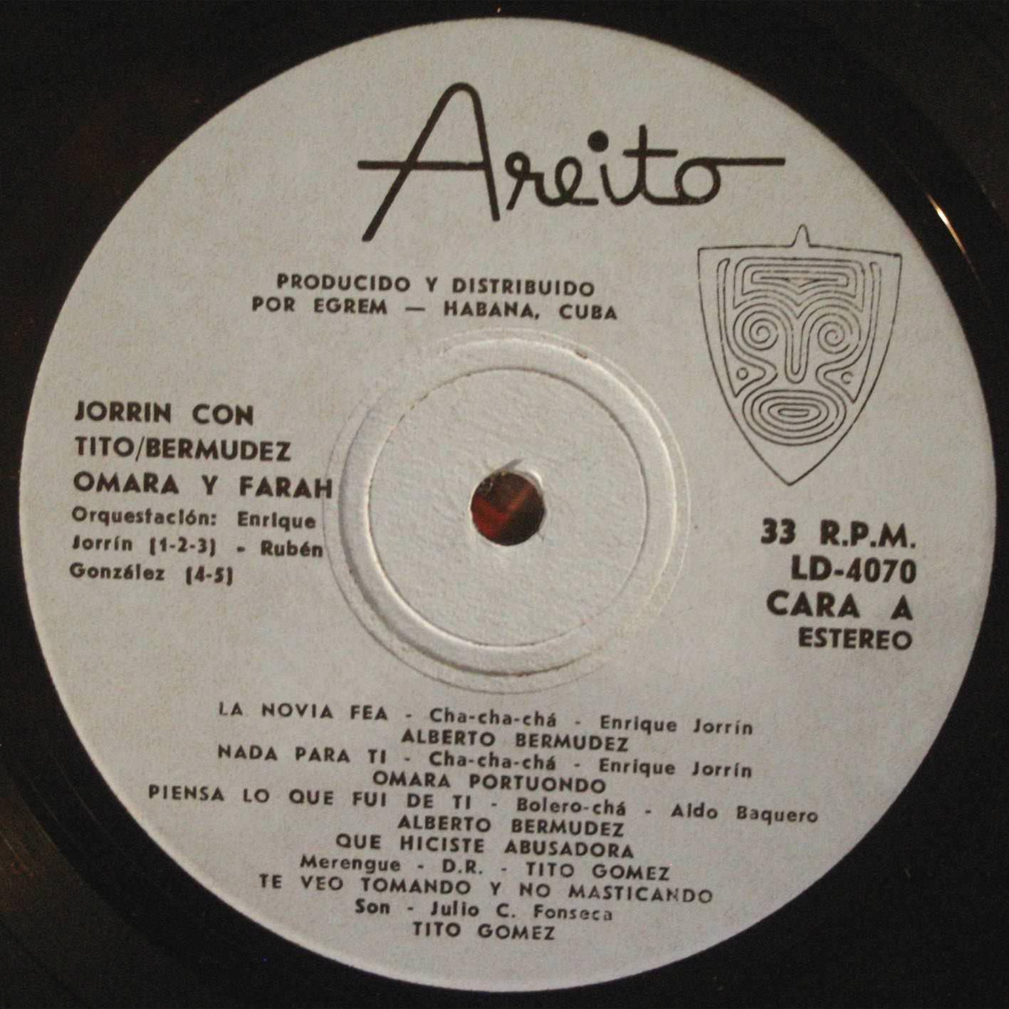 Кубинская пластинка 8, фото 4