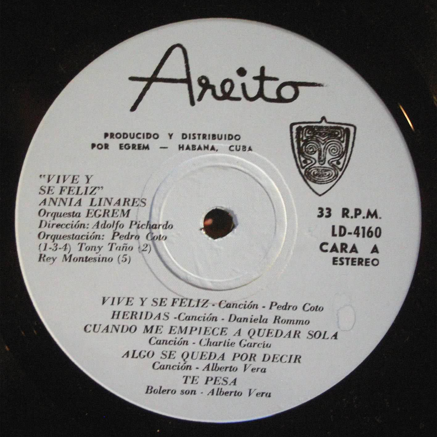 Кубинская пластинка 9, фото 3