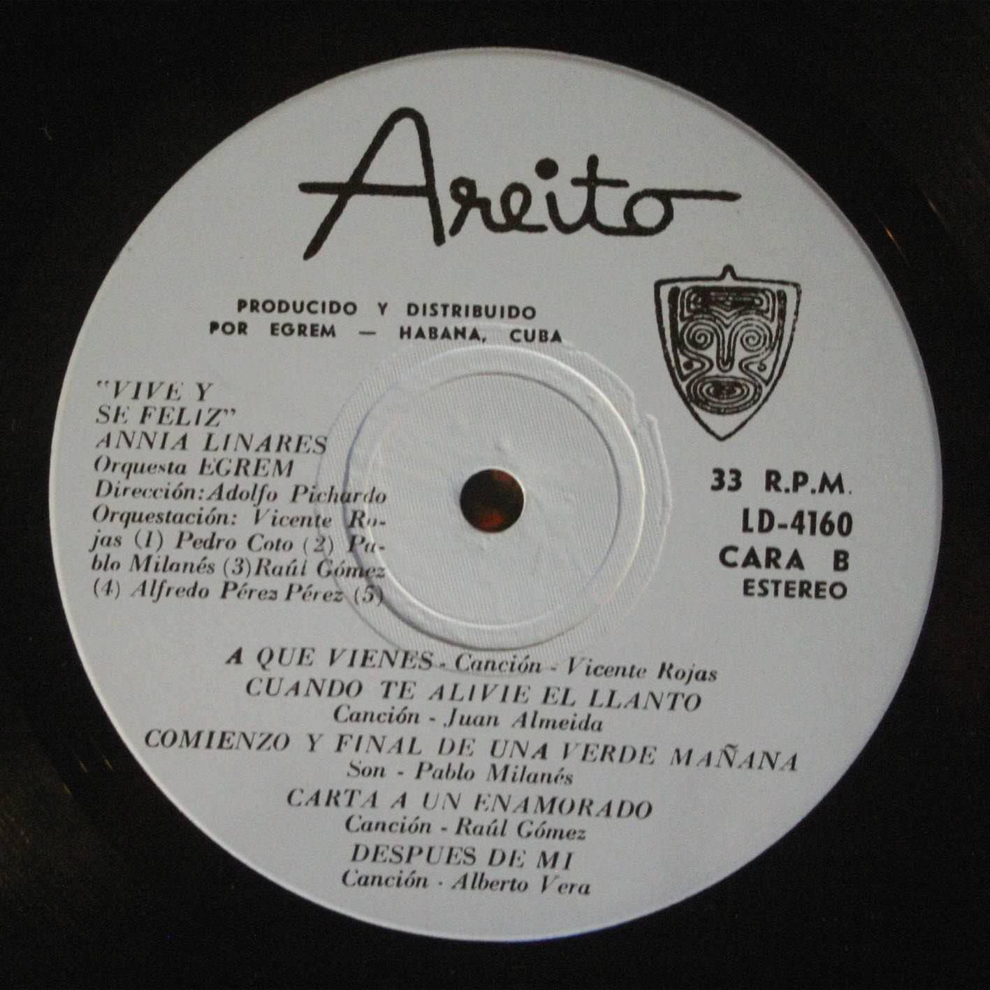 Кубинская пластинка 9, фото 4