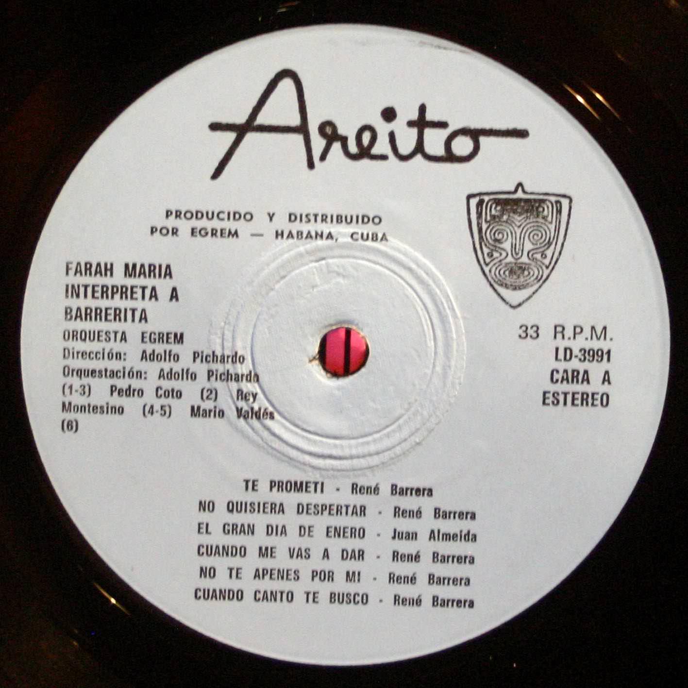 Кубинская пластинка 10, фото 3