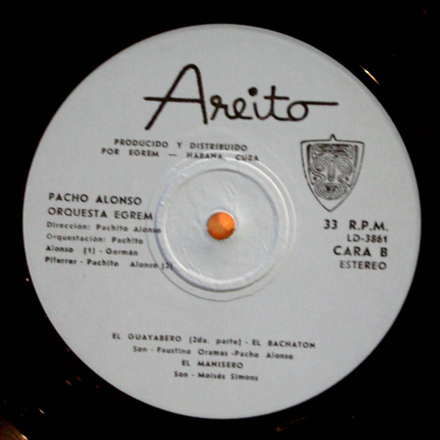 Кубинская пластинка 11, фото 4