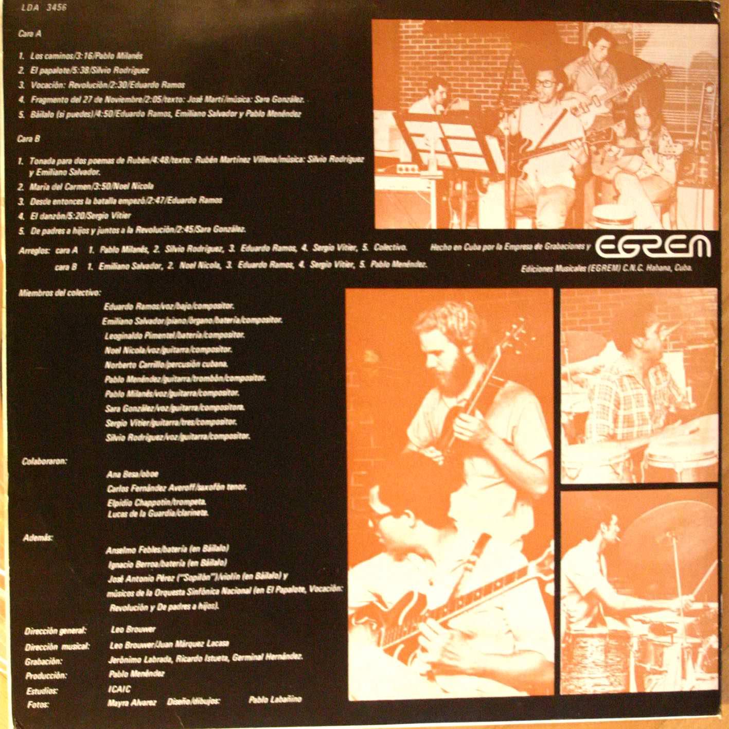 Кубинская пластинка 12, фото 2