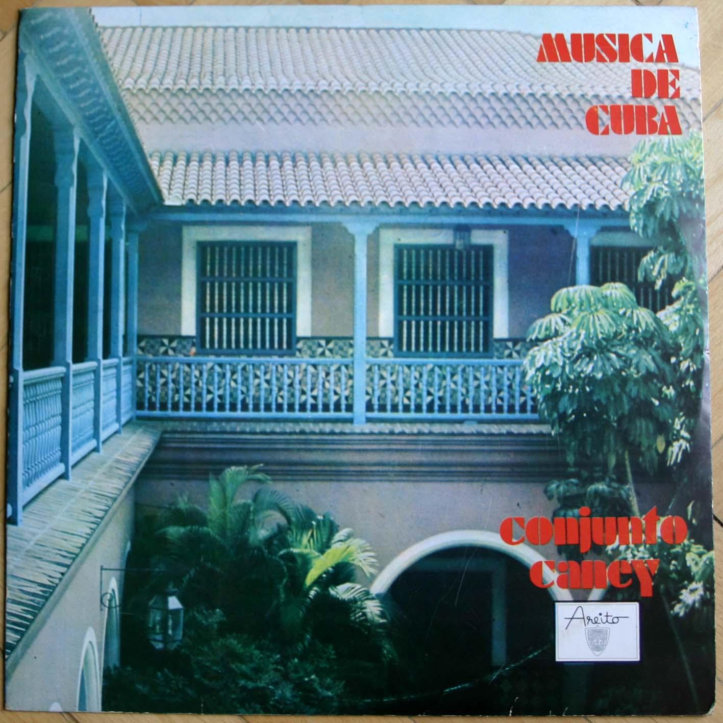 Кубинская пластинка 13, фото 1