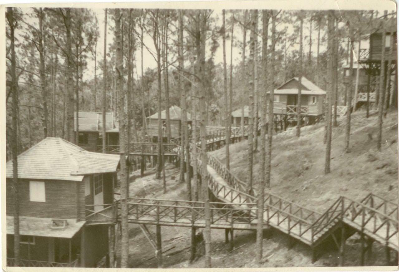 52. Туристическая база в Пинар-дель-Рио. Республика Куба. 1962 г.