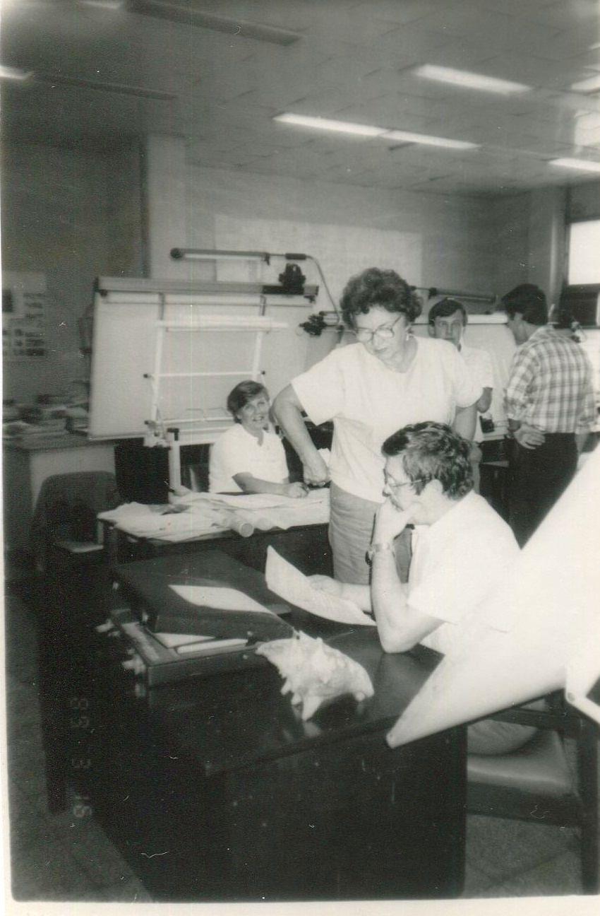 1989. Завод Пунта Горда, группа Авторского надзора, фото 2