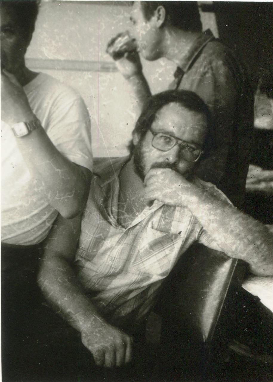 1989. Завод Пунта Горда, группа Авторского надзора, фото 7