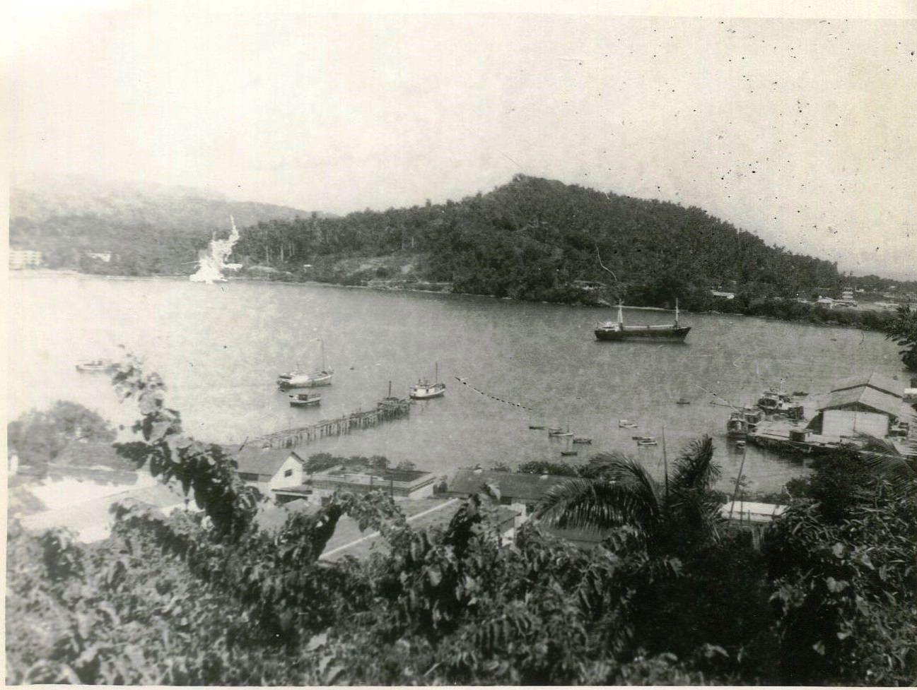 1989. Баракоа. Вид сверху, фото 1