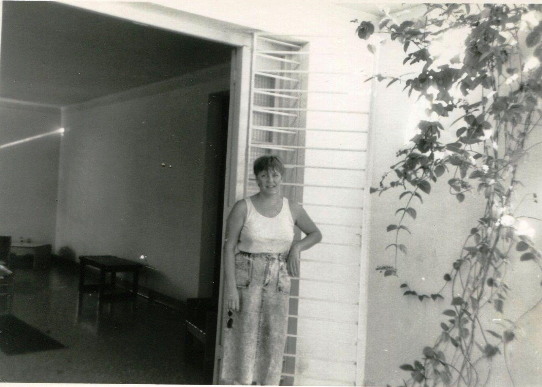 1989. Баракоа. В гостинице, фото 1