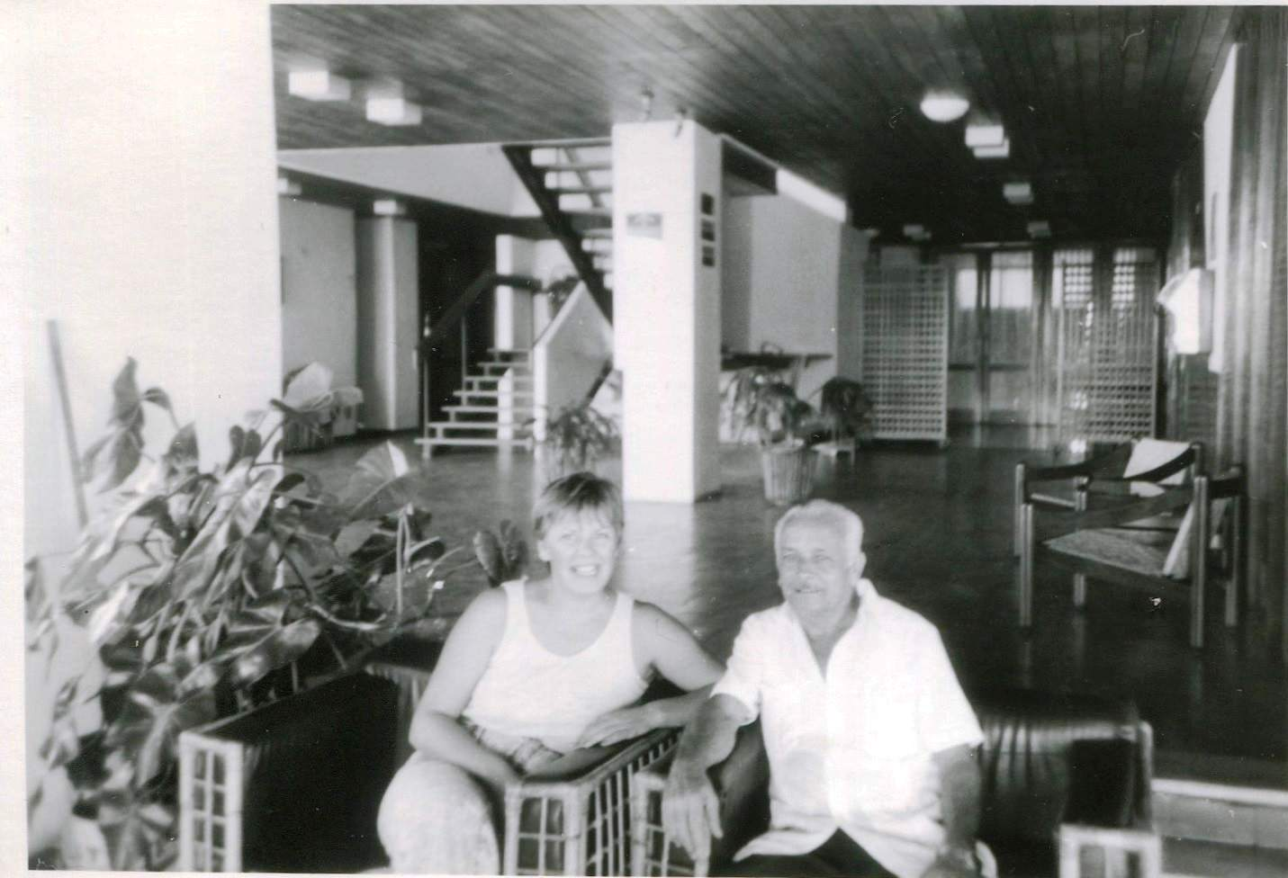 1989. Баракоа. В гостинице, фото 3