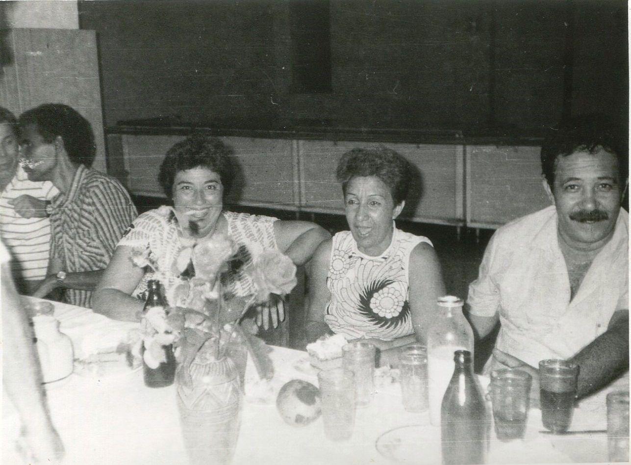 1989. Праздник на Пунта Горда, в здании заводоуправления, фото 1