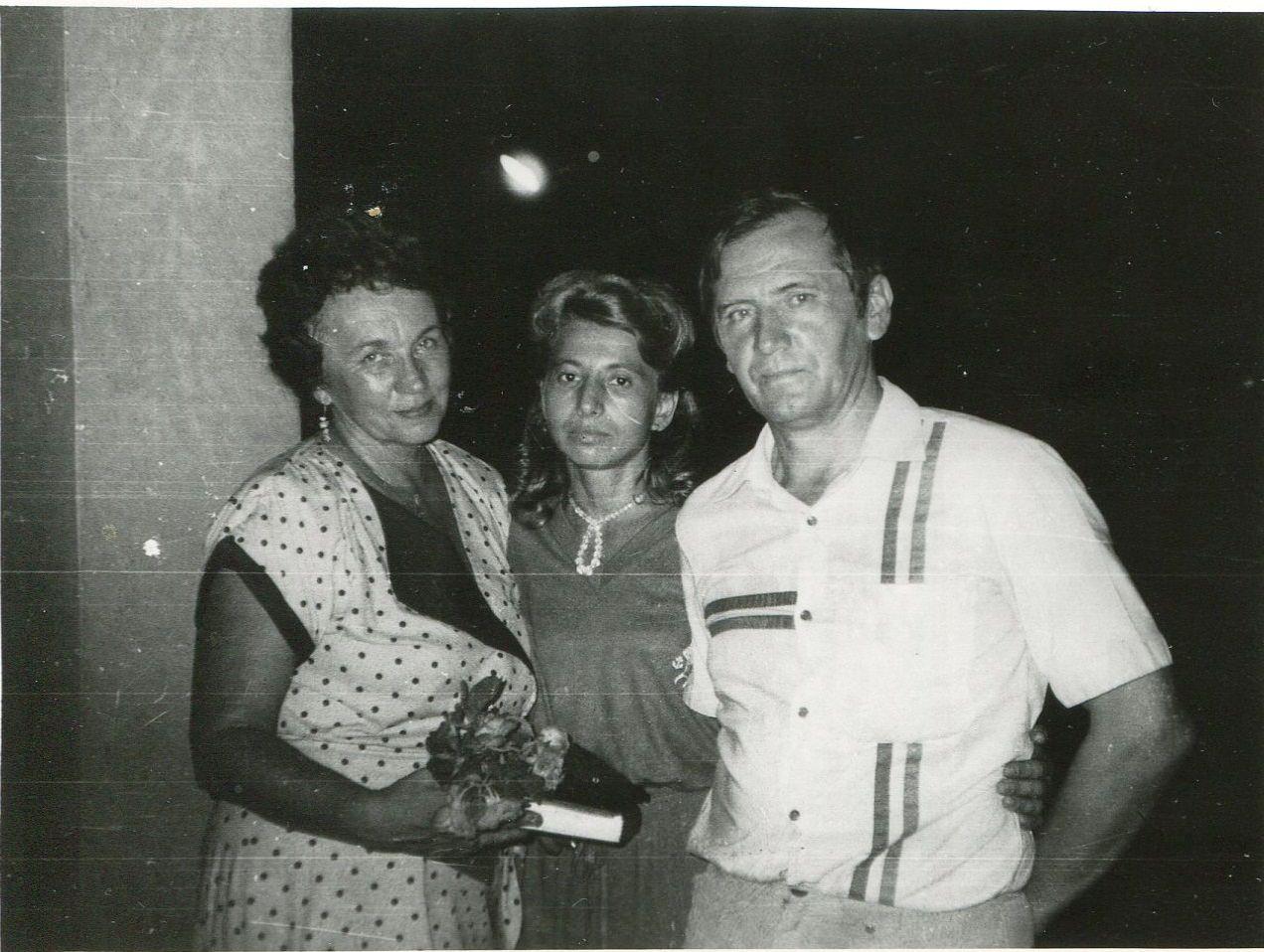 1989. Праздник на Пунта Горда, в здании заводоуправления, фото 3
