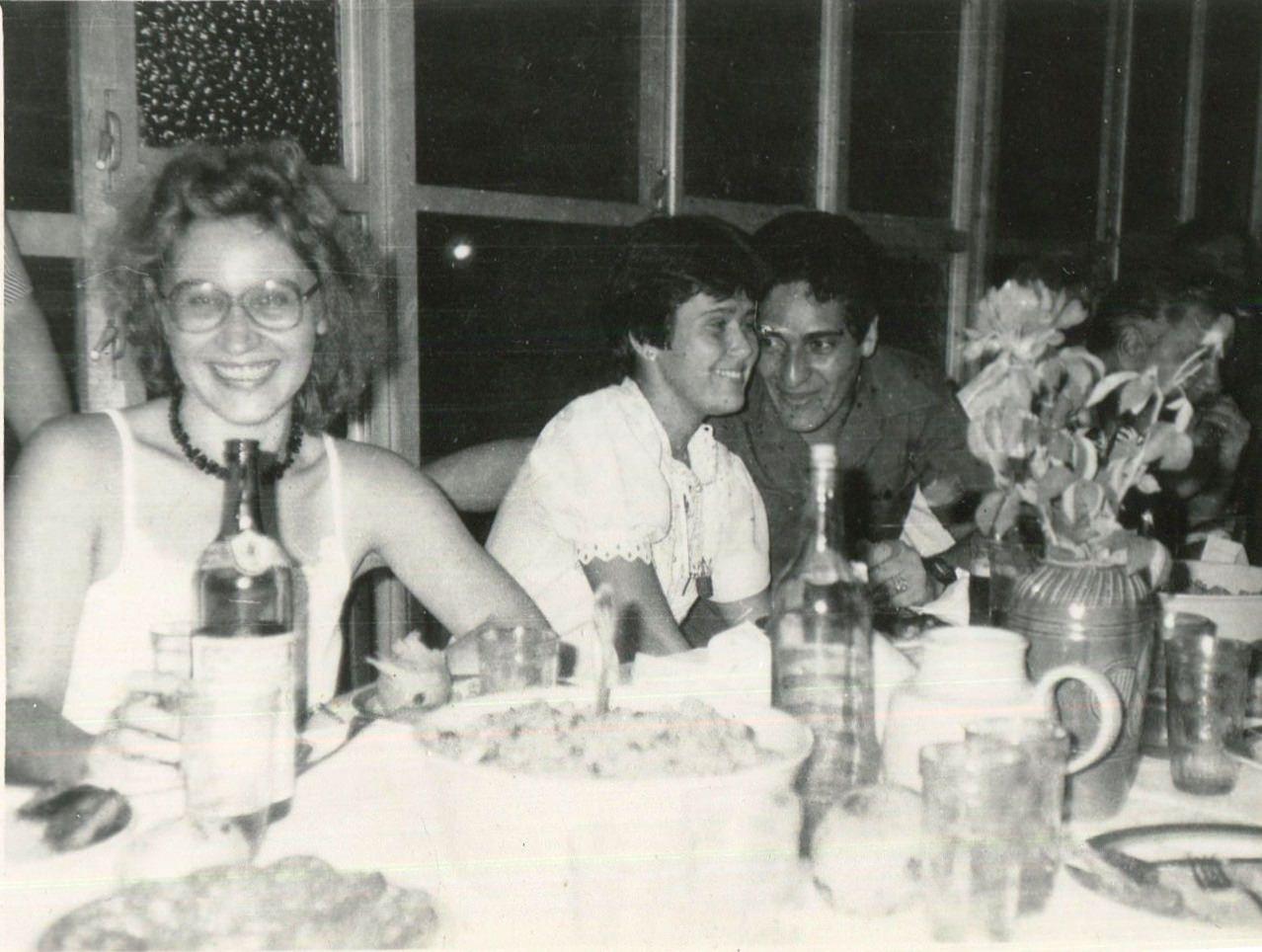 1989. Праздник на Пунта Горда, в здании заводоуправления, фото 10