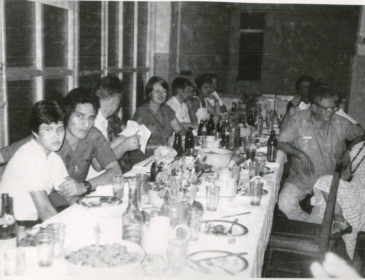 1989. Праздник на Пунта Горда, в здании заводоуправления, фото 11