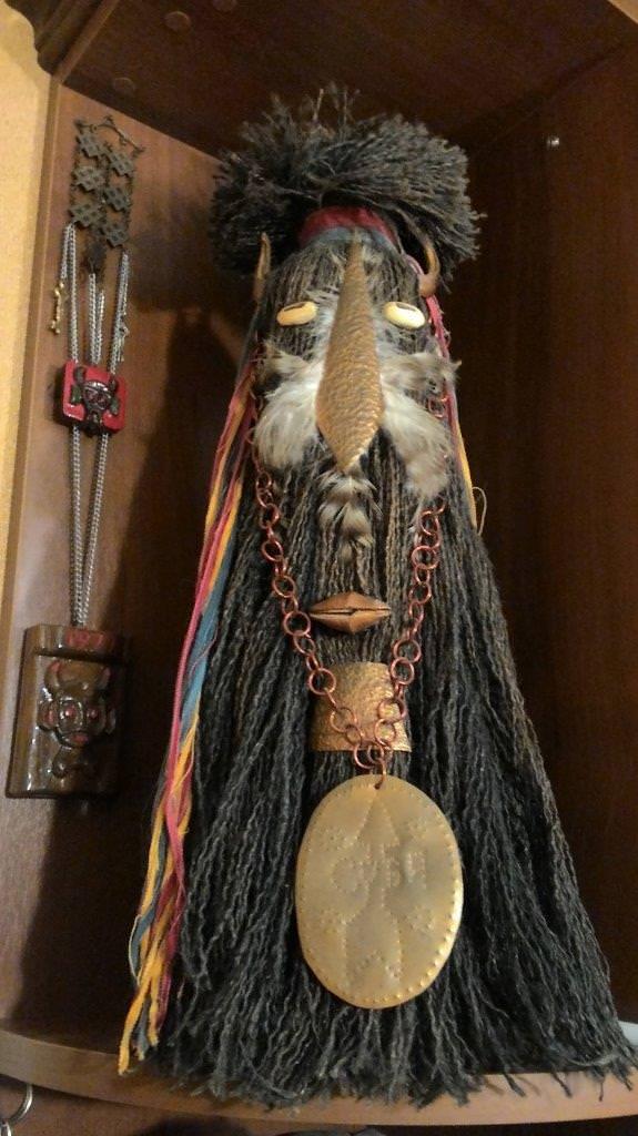 Кукла-индеец, фото 1