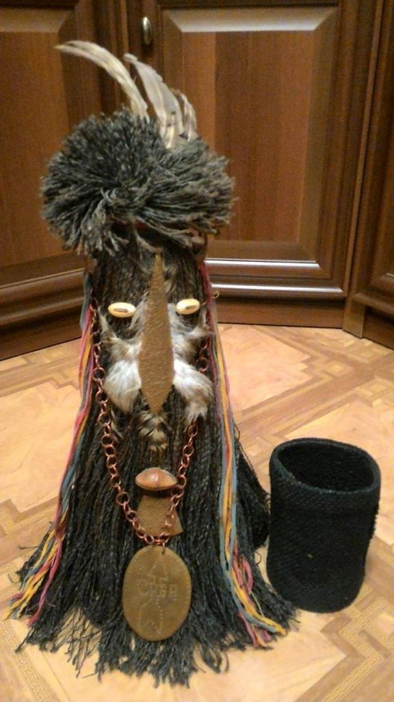 Кукла-индеец, фото 2