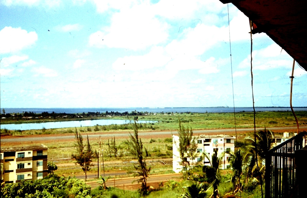 1983-1985. Серия 1. Фото 07. С балкона Роло 1.